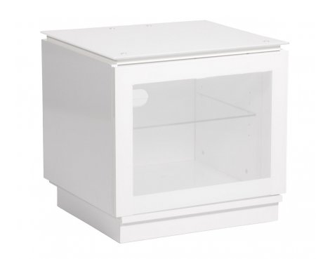 MMT 550W High Gloss White TV Cabinet