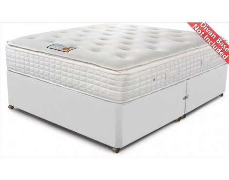 Sleepeezee Backcare Superior 1000 Pocket Spring Mattress - Medium Firm - Small Double 4ft