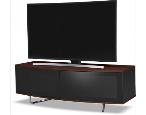 "MDA Designs Caru TV Stand for up to 65"" TVs - Walnut"