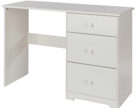 Core Products Banff BN571 Single Pedestal Dressing Table