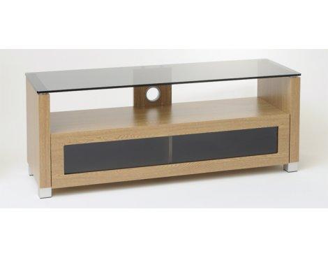 TNW Elegance 1250 Oak TV Cabinet