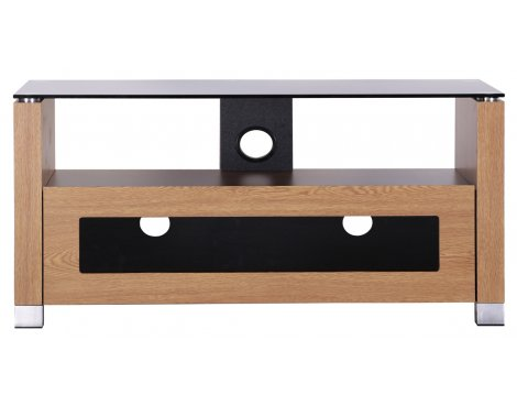 TNW Elegance 1250 Oak TV Cabinet
