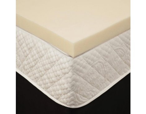Ultimum foam mattress topper 2500 - double 4ft6