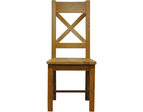 Ultimum LG Wooden Chair with Cross Back