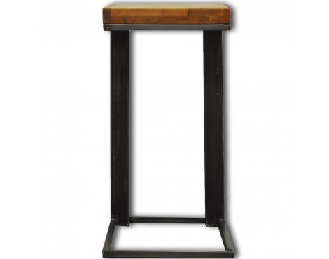 Ultimum Industrial Style Oak Sofa Table