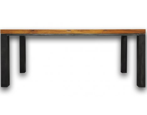 Ultimum Industrial Style Oak 2.2m Table