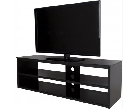 "AVF Muritz 1400 High Gloss TV Stand For TVs up to 70"" - Black"