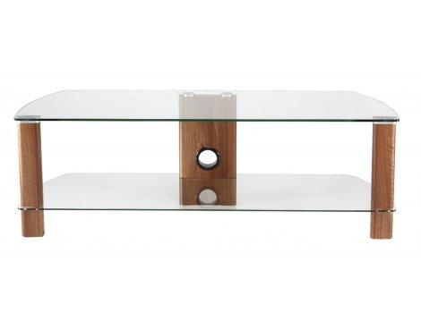 Alphason ADCE1500-WAL Century Walnut TV Stand