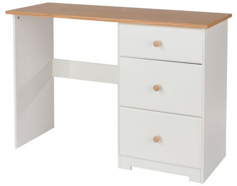 Core Products Core Products Colorado CL571 Single Pedestal Dressing Table
