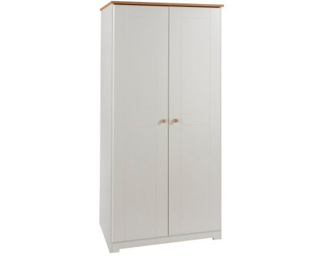 Core Products Colorado CL580 Two Door Wardrobe
