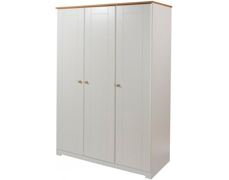 Core Products Colorado CL583 Three Door Wardrobe