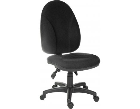 DSK Commander Large Ergonomic Operator Chair - Charcoal