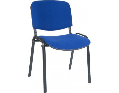 DSK Conference Fabric Padded Seat - Blue