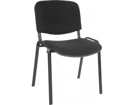 DSK Conference Fabric Padded Seat - Charcoal