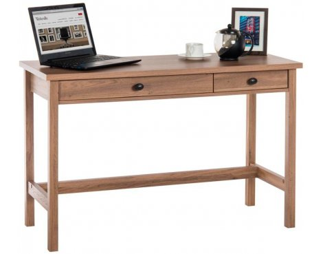 DSK Salt Oak Home Office Study Desk