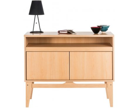 DSK Urban Ash Home Office Modern Desk