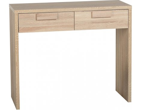 ValuFurniture Cambourne 2 Drawer Dressing Table Set - Sonoma Oak Effect
