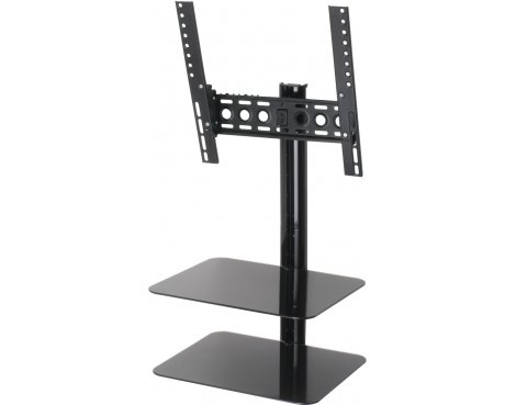 "AVF Universal All in One Tilt & Turn TV Bracket with Shelves for up to 42"" TVs"