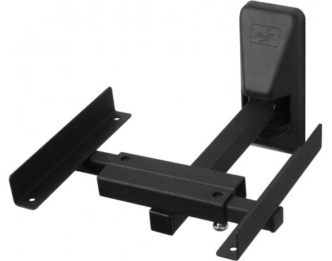 AVF EAK70B Universal Pair of Speaker Wall Mounts - Large - Black