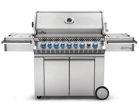 Napoleon PRO665RSIB BBQ with Infrared Side and Rear Burners