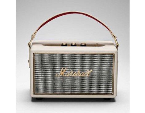 Marshall Kilburn Cream Edition Portable Stereo Speaker