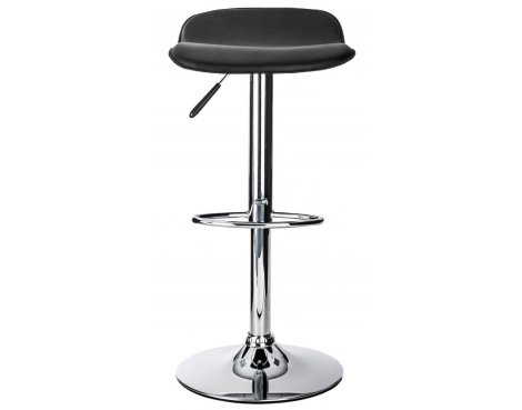 Alphason Ohio Black Barstool