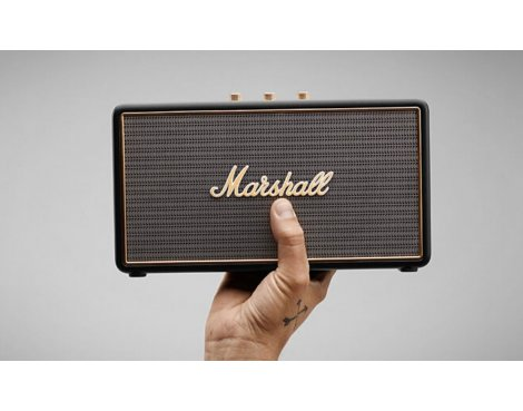 Marshall Stockwell Bluetooth Portable Speaker