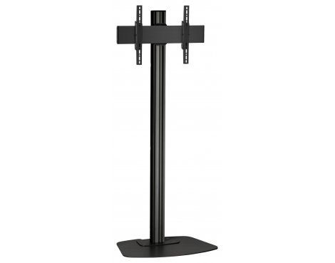 "Vogels F2044B Single Pole Floor Stand For up to 65"" TVs - 2.0m - Black"