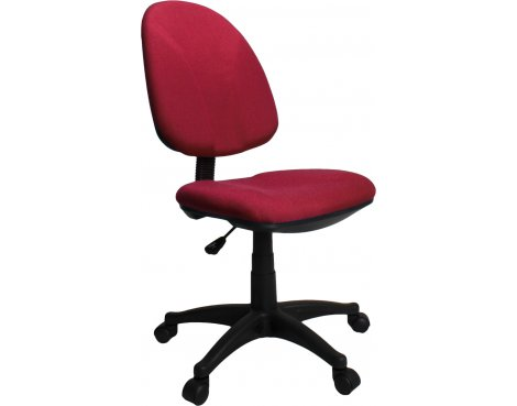 DSK Java 100 Wine High Back Task Operator Chair