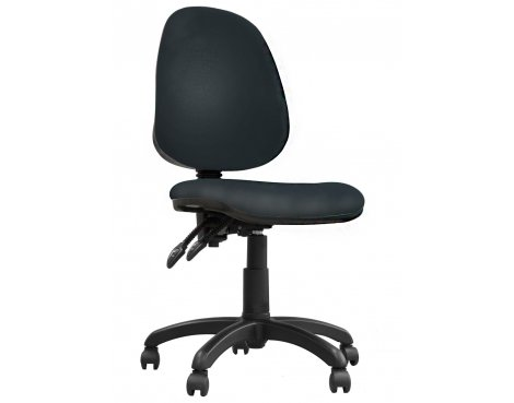 DSK Java 200 Black High Back Task Operator Chair
