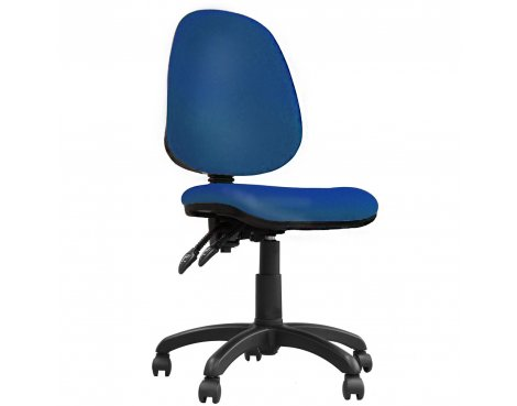 DSK Java 200 Blue High Back Task Operator Chair
