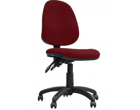 DSK Java 200 Red High Back Task Operator Chair