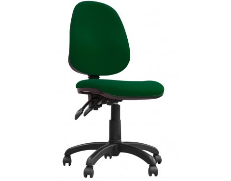 DSK Java 200 Green High Back Task Operator Chair