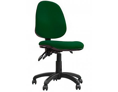 DSK Java 300 Green High Back Task Operator Chair