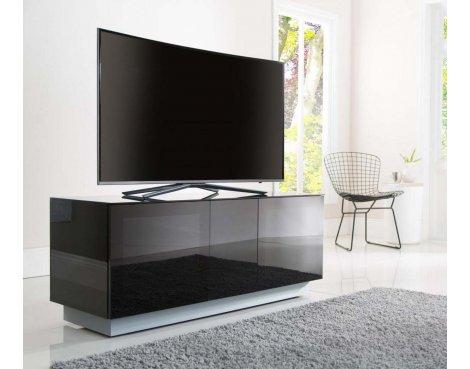 "Alphason Element EMT1250XL-BLK Black TV Stand for up to 60\"" TVs"