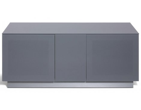 "Alphason Element EMT1250XL-GRY Grey TV Stand for up to 60"" TVs"