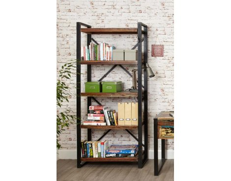 Baumhaus IRF01B Urban Chic Large Open Bookcase