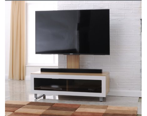 """TNW Munich TV Stand with Bracket for up to 55\"""" TVs"""