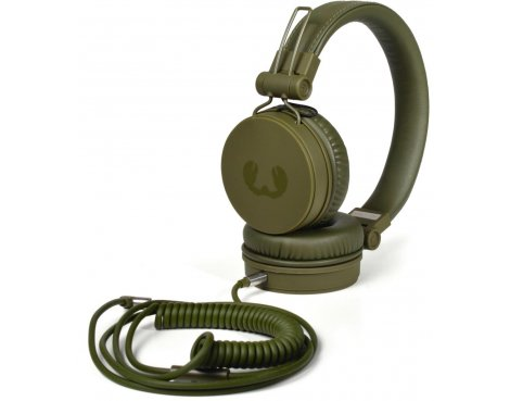 Fresh n Rebel Caps Wired Army Headphones