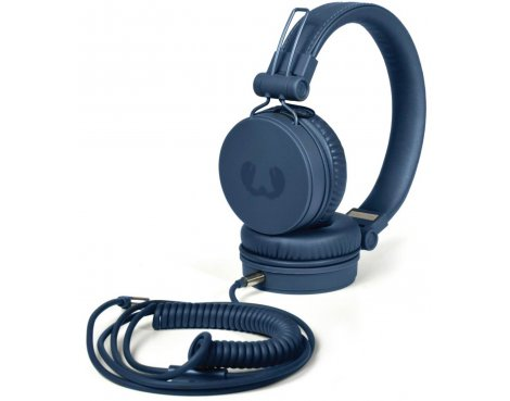 Fresh n Rebel Caps Wired Indigo Headphones