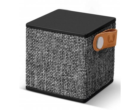 Fresh \'n\' Rebel Concrete Rockbox Cube Fabriq Bluetooth Speaker