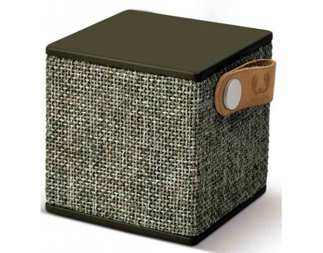Fresh \'n\' Rebel Army Rockbox Cube Fabriq Bluetooth Speaker