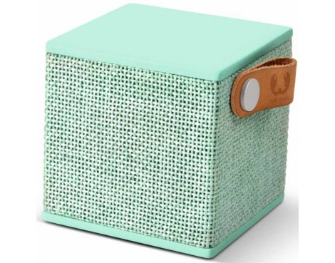 Fresh \'n\' Rebel Peppermint Rockbox Cube Fabriq Bluetooth Speaker