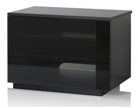 """UK-CF New Barcelona Black TV Stand For TVs up to 42\"""""""