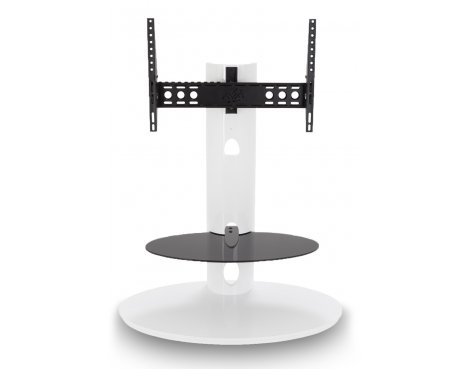 AVF FSL930CHEGW Chepstow Gloss White Cantilever TV Stand for up to 65""