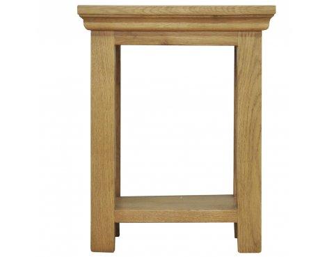 Ultimum Moorview Oak Side Table