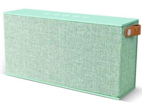 Fresh \'n\' Rebel Rockbox Chunk Fabriq Peppermint Bluetooth Speaker