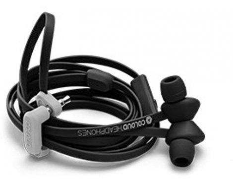 Coloud No4 In-Ear Black Headphones
