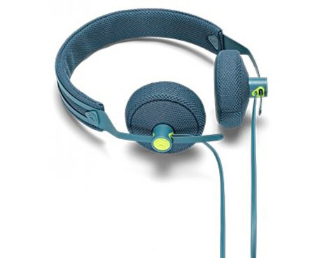 Coloud No8 On-Ear Blue Headphones