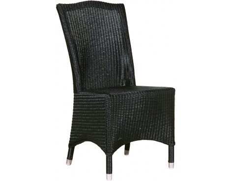 Ultimum Husk Loom Chair - Black